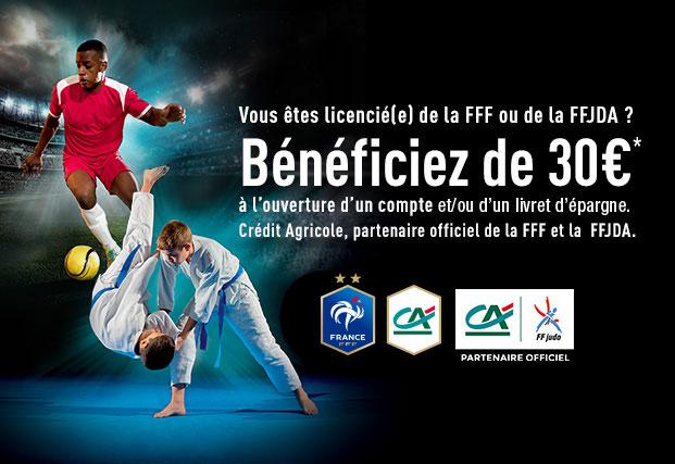 Credit Agricole Languedoc Offre Licencies Fff Ffjda