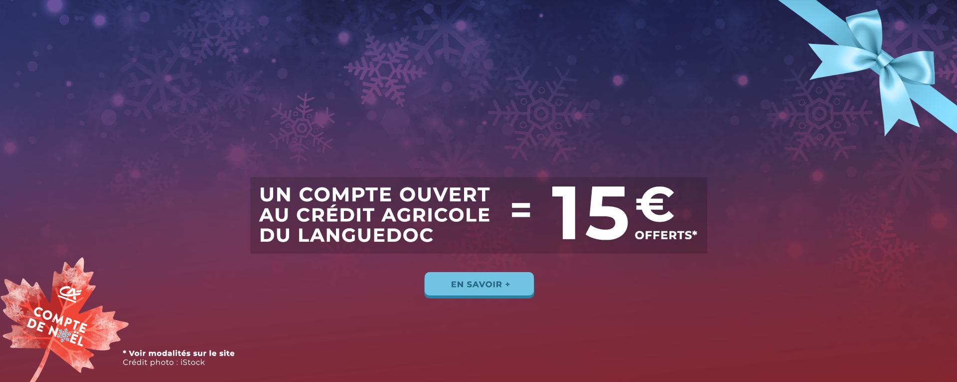 Carte Bancaire Depoz Partic.Credit Agricole Languedoc Accueil Particuliers Credit